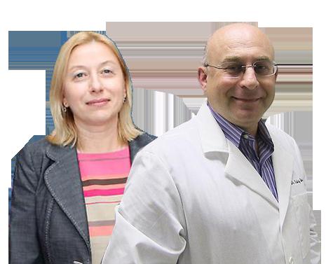 Dr. Rubstova and Dr. Rubstov